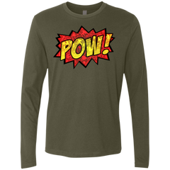 pow Men's Premium Long Sleeve