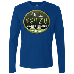 Senzu Beanz Men's Premium Long Sleeve