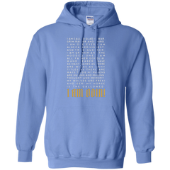 I am Odin Pullover Hoodie