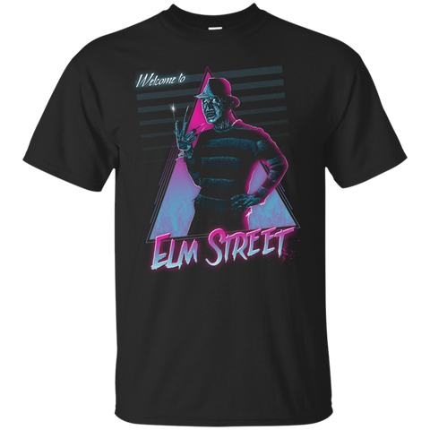 Welcome to Elm Street T-Shirt