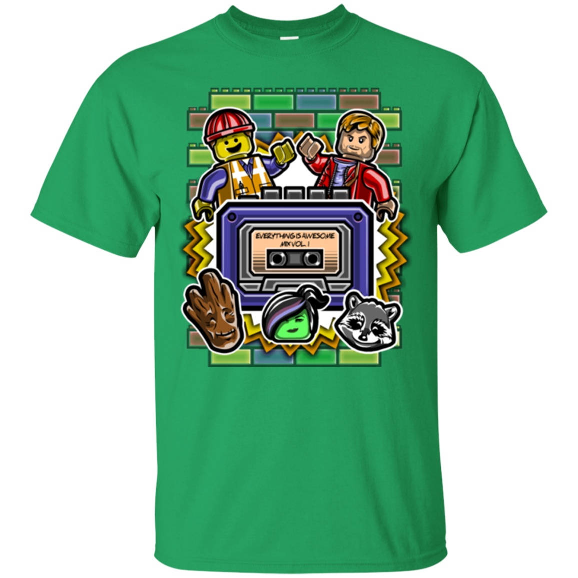 Everything is awesome mix T-Shirt