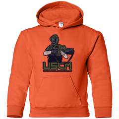 Colonial Facehugger Youth Hoodie