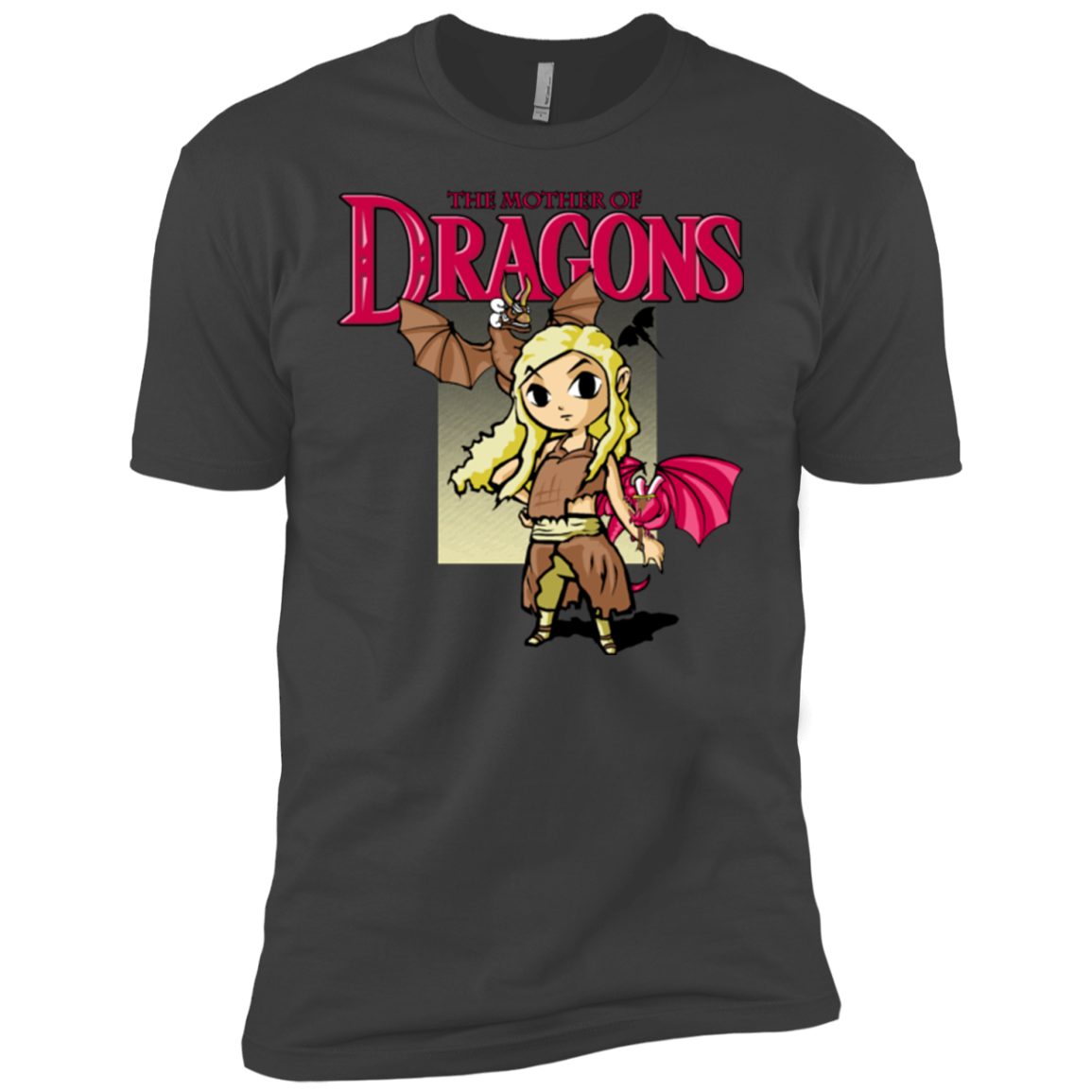 Mother of Dragons Boys Premium T-Shirt