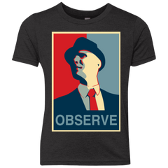 Observe Youth Triblend T-Shirt