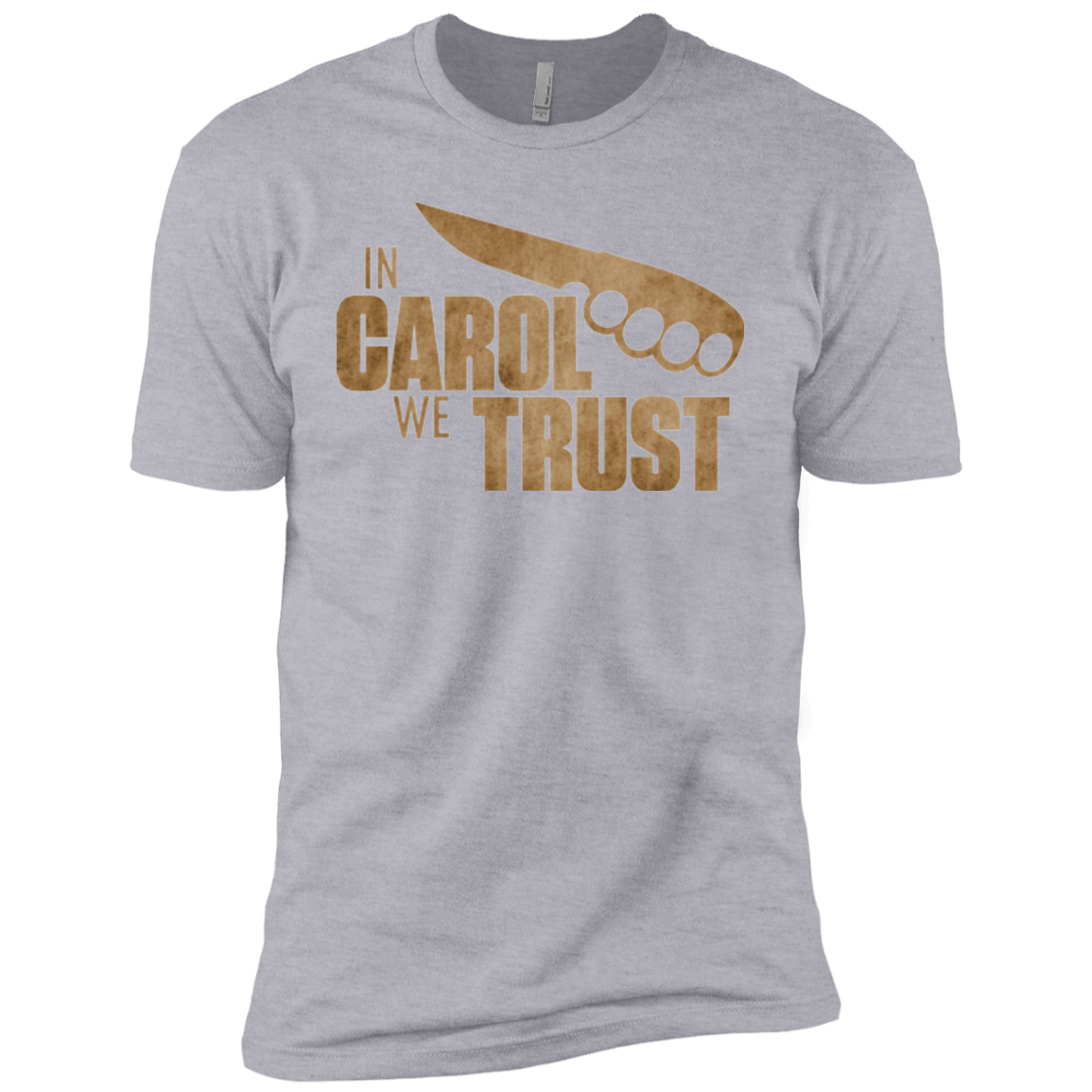 In Carol We Trust Boys Premium T-Shirt