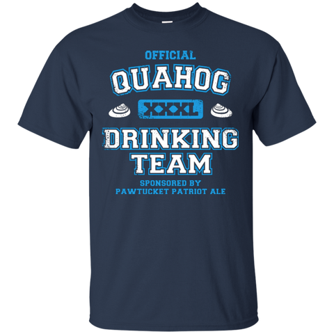 Quahog Drinking Team T-Shirt