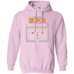 The Legend of Hodor Pullover Hoodie