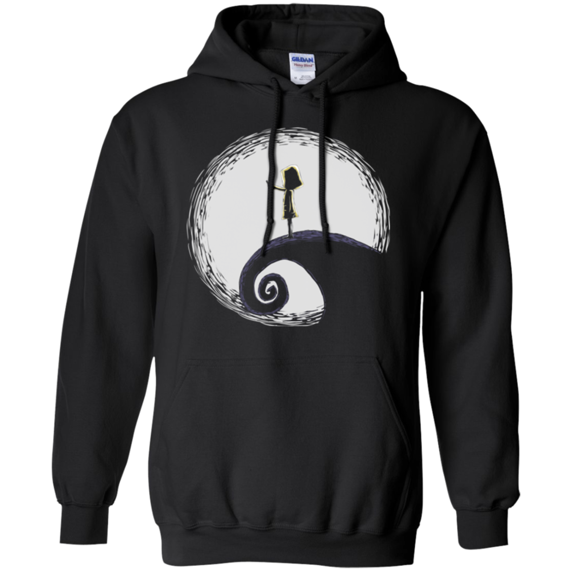 Little Nightmare Pullover Hoodie