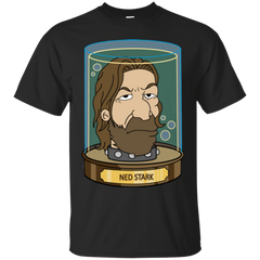 Ned Stark Head T-Shirt