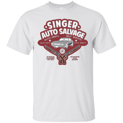 Singer Auto Salvage T-Shirt