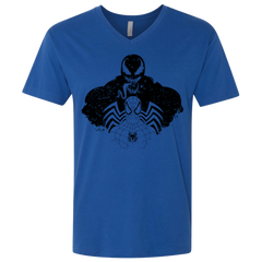 Dark Spider Shadow Men's Premium V-Neck