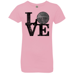 LOVE Deathstar 1 Girls Premium T-Shirt