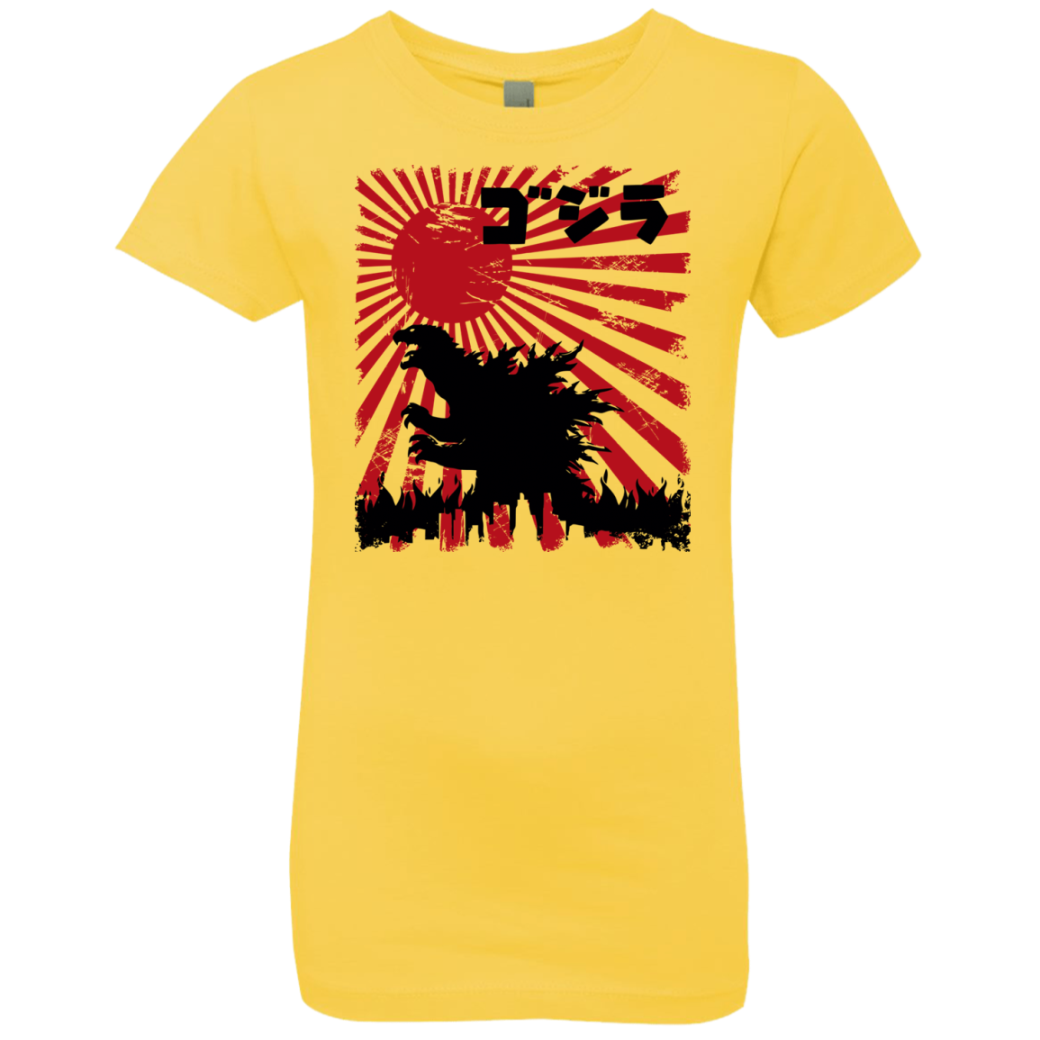 King Kaiju Girls Premium T-Shirt