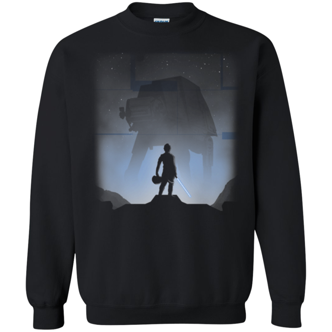 Rebel vs Empire Crewneck Sweatshirt