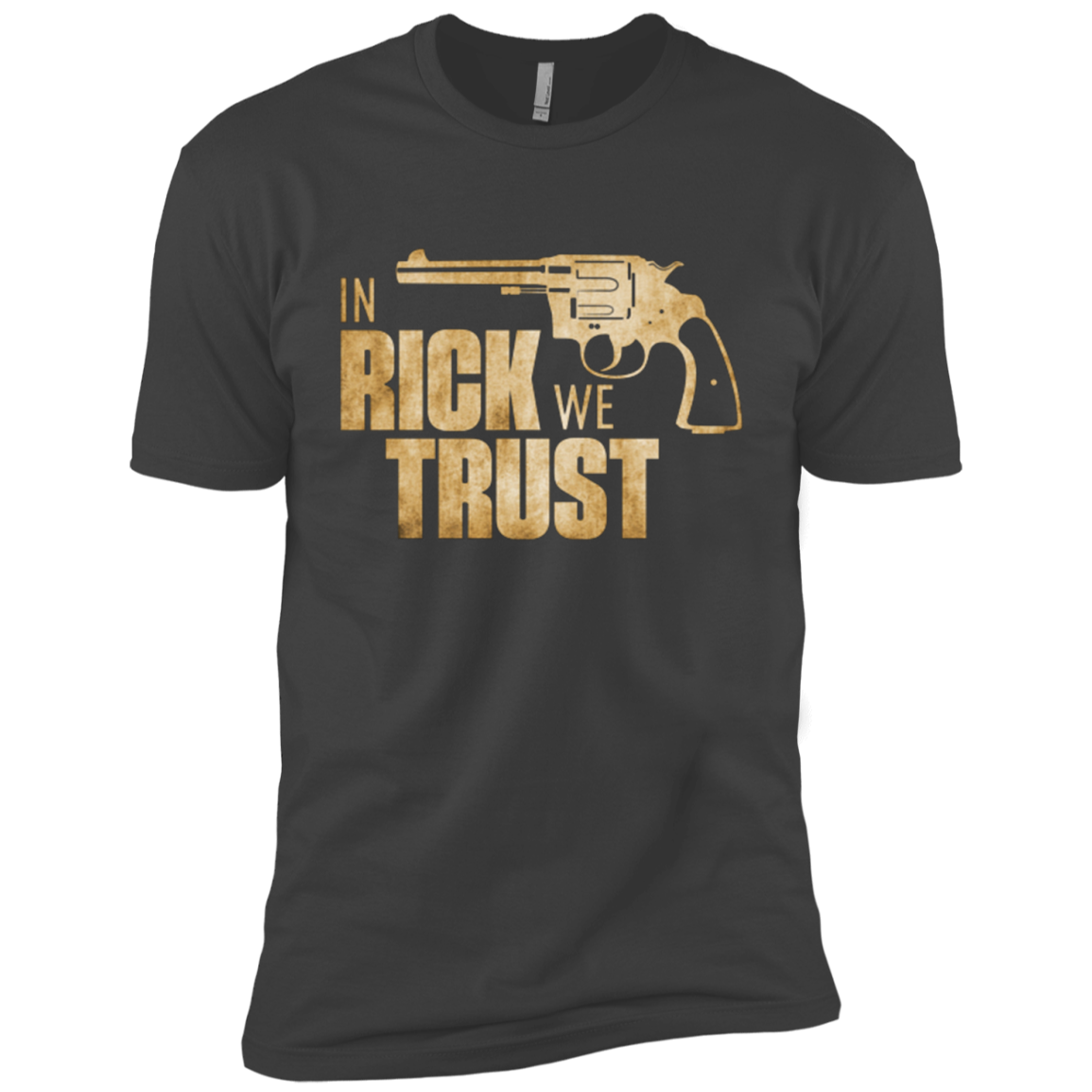 In Rick We Trust Boys Premium T-Shirt