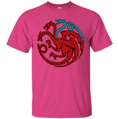 Trinity of fire and ice V2 T-Shirt