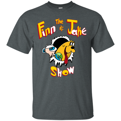 The Finn and Jake Show T-Shirt