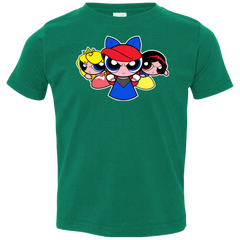 Princess Puff Girls Toddler Premium T-Shirt