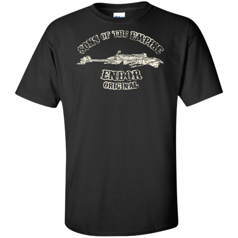 Sons of the Empire Speeder Tall T-Shirt