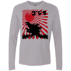 King Kaiju Men's Premium Long Sleeve