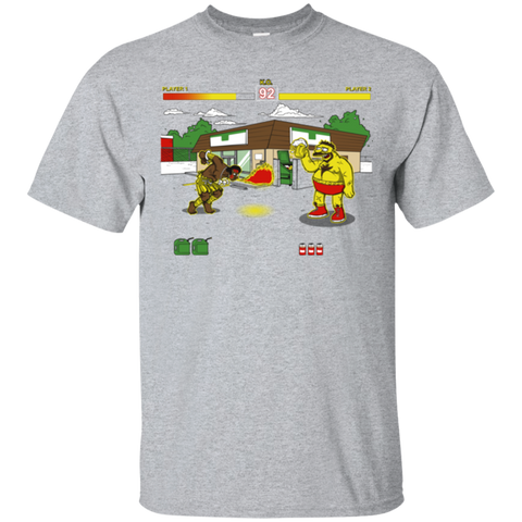 Springfield Fighter T-Shirt