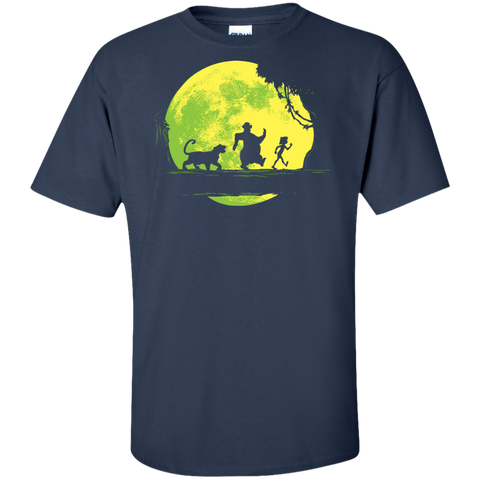 Jungle Moonwalk Tall T-Shirt