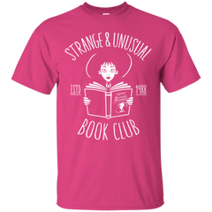 Unusual Book Club T-Shirt