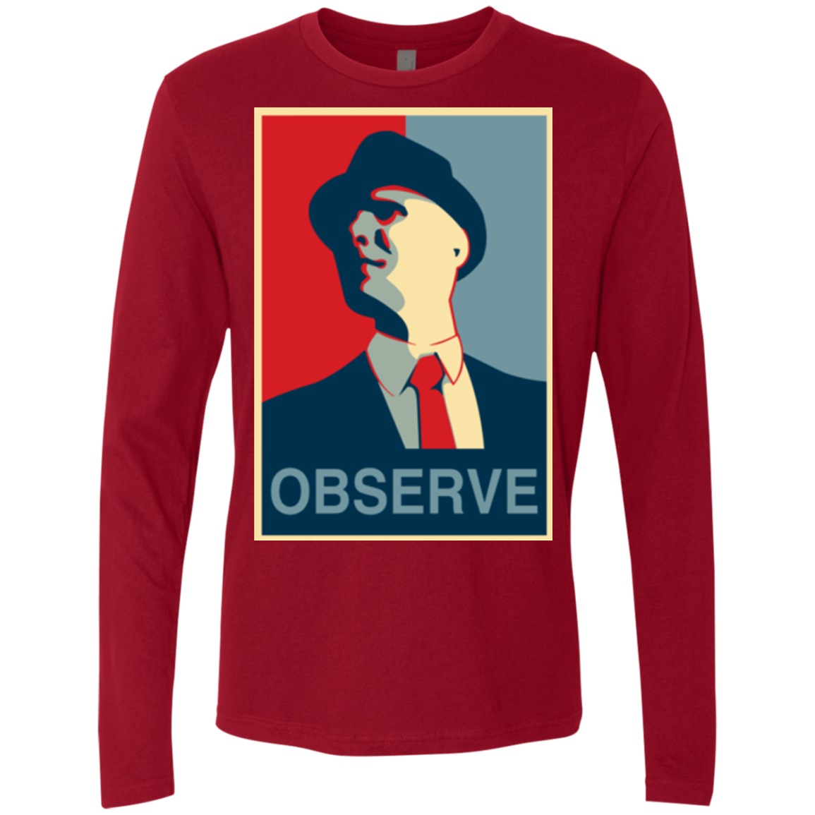 Observe Men's Premium Long Sleeve
