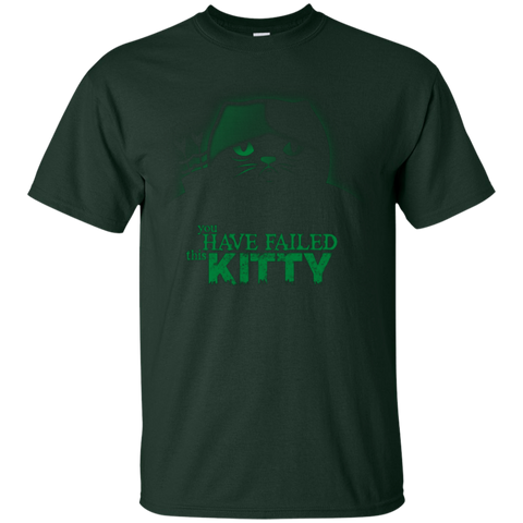 You Have Failed Kitty T-Shirt