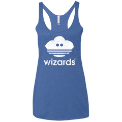 Wizards Women's Triblend Racerback Tank