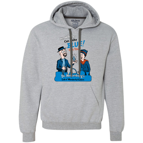 Mr White Premium Fleece Hoodie