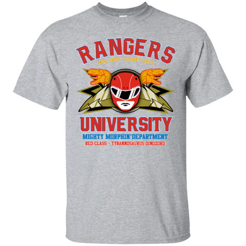 Rangers U - Red Ranger T-Shirt