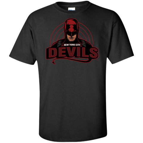 NYC Devils Tall T-Shirt
