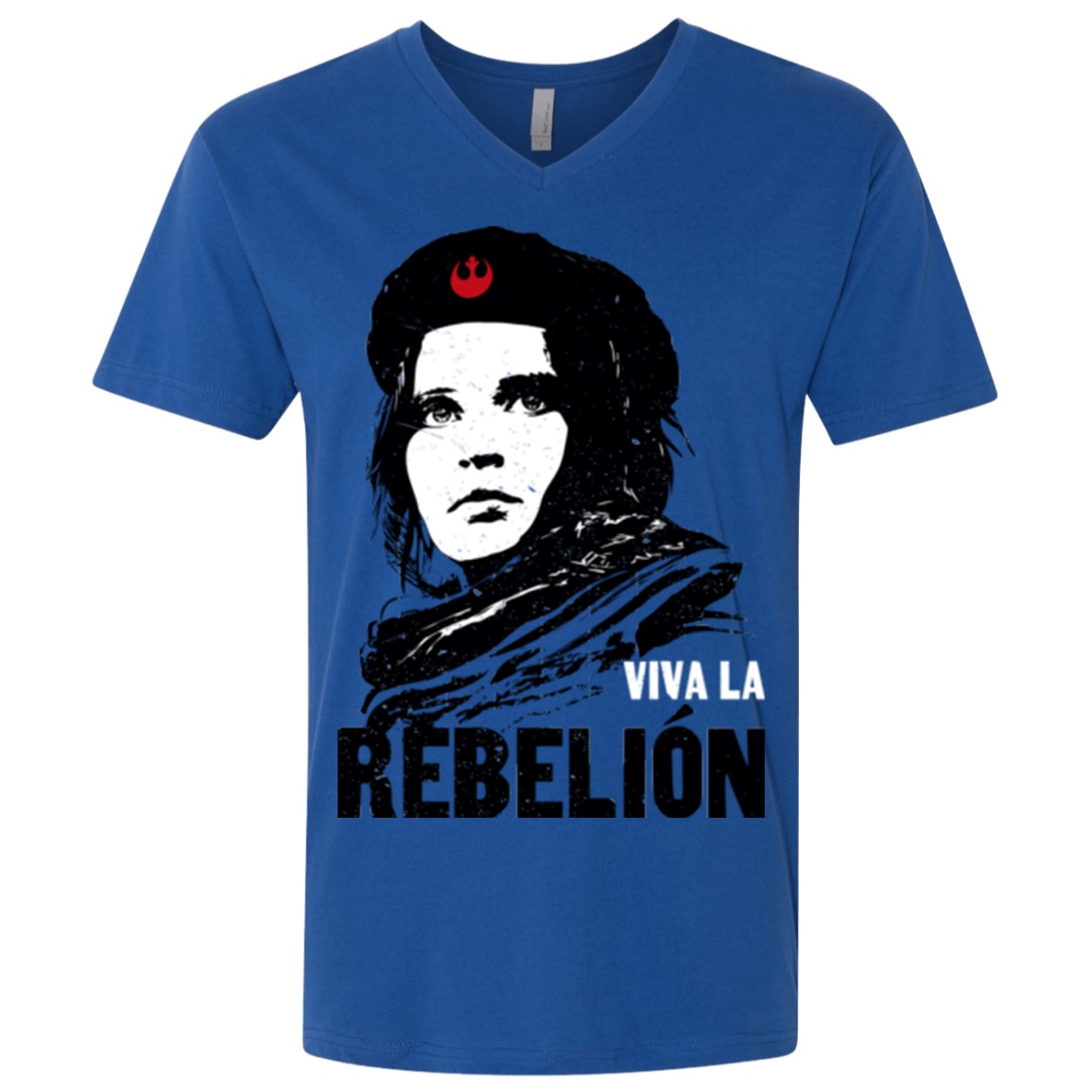 Viva la Rebelion Men's Premium V-Neck