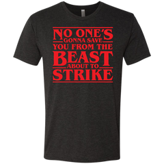 The Beast Men's Triblend T-Shirt