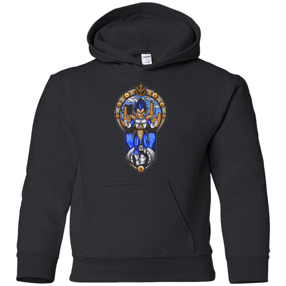 Prince of Saiyans Youth Hoodie