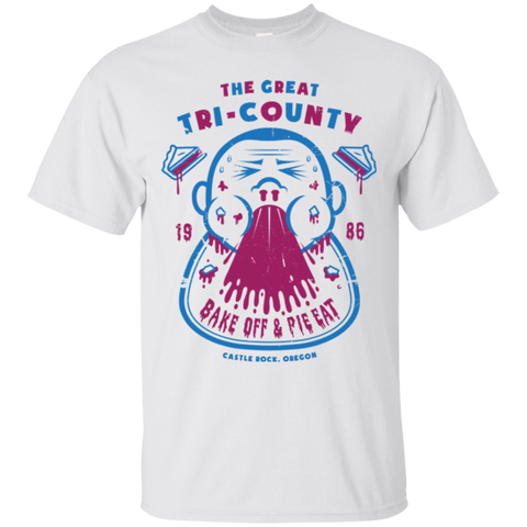 Tri County Pie Eating T-Shirt