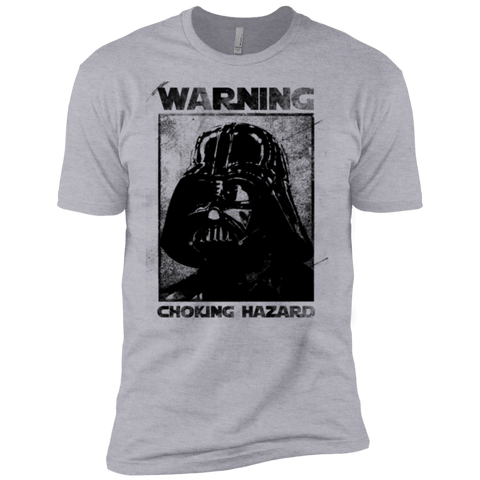 Choking Hazard Men's Premium T-Shirt