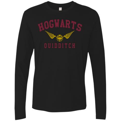 Hogwarts Quidditch Men's Premium Long Sleeve