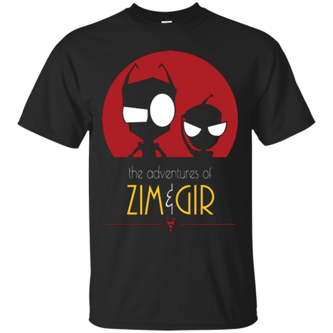 ADVENTURES OF ZIM & GIR T-Shirt
