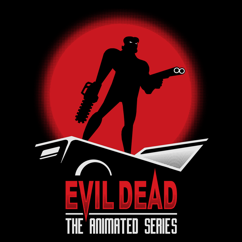 Evil Dead The Animated Series