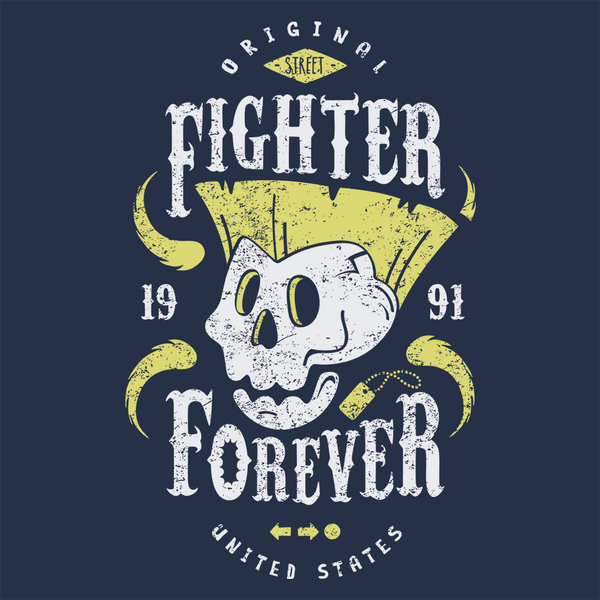 Fighter Forever Guile