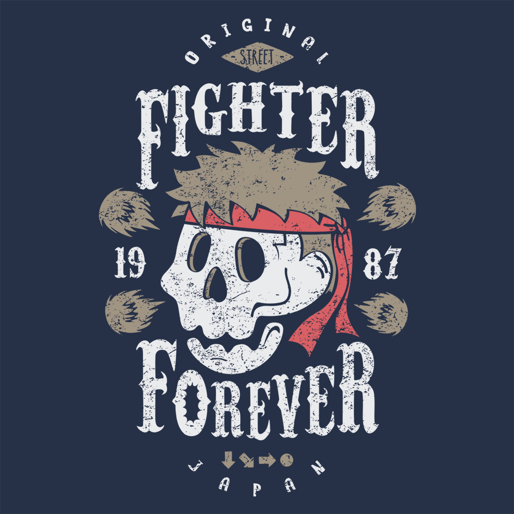 Fighter Forever Ryu