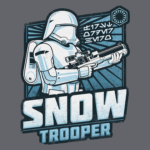 First Order Hero Snow Trooper