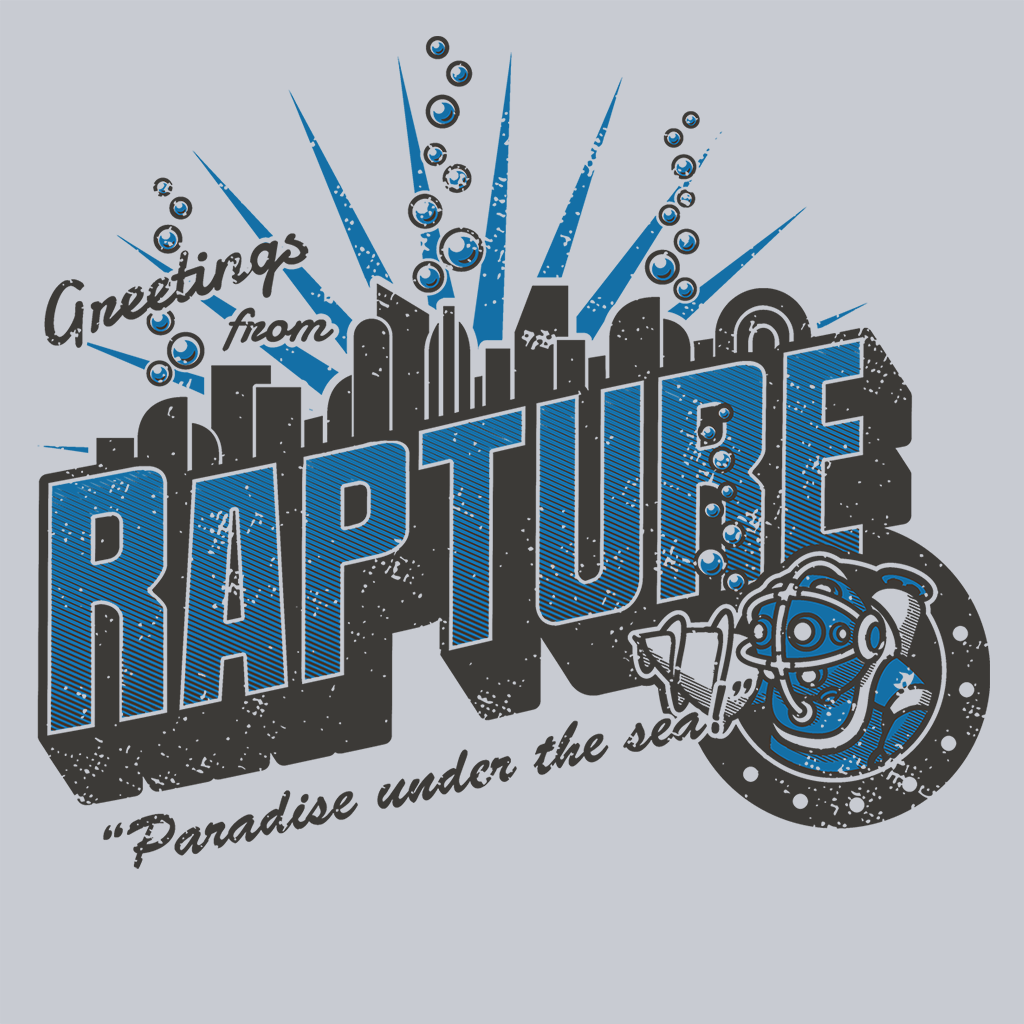 Greetings from Rapture