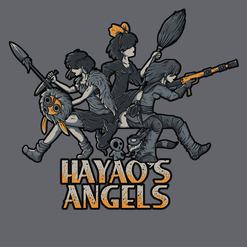 Hayao's Angels