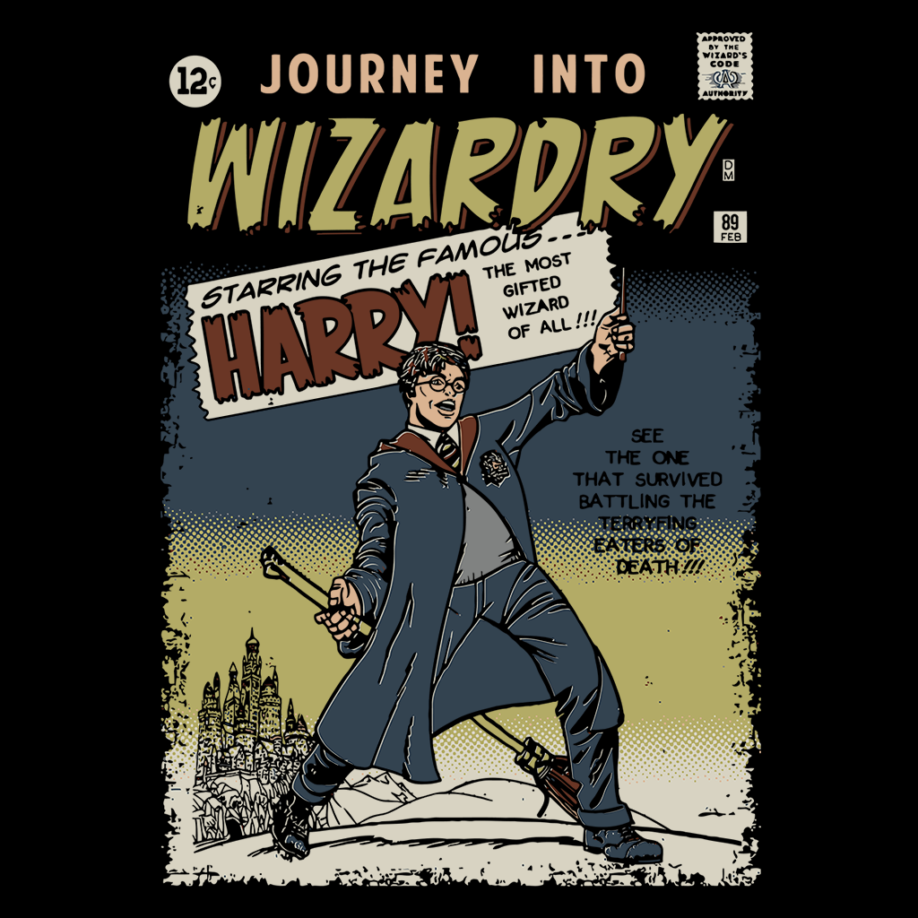 Journey Into Wizardry