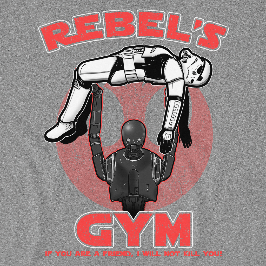 Rebel's Gym