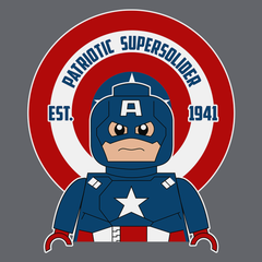 Patriotic Supersoldier