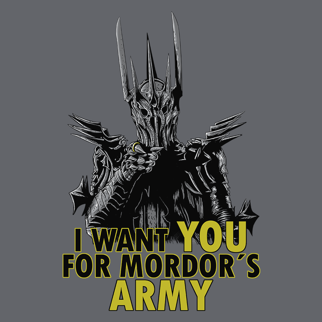 Mordor's Army